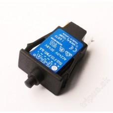 Jistič E-T-A do panelu 16A pro kompletní vypínače