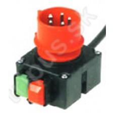 Kompletni vypínač 400V/50Hz, max. 9A , 4kW Tripus