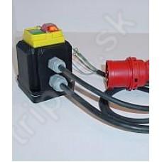 Kompletni vypínač 400V/50Hz, max. 4kW Tripus
